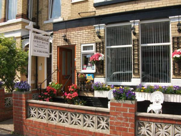Swandale Guest House in Bridlington, East Riding of Yorkshire, England