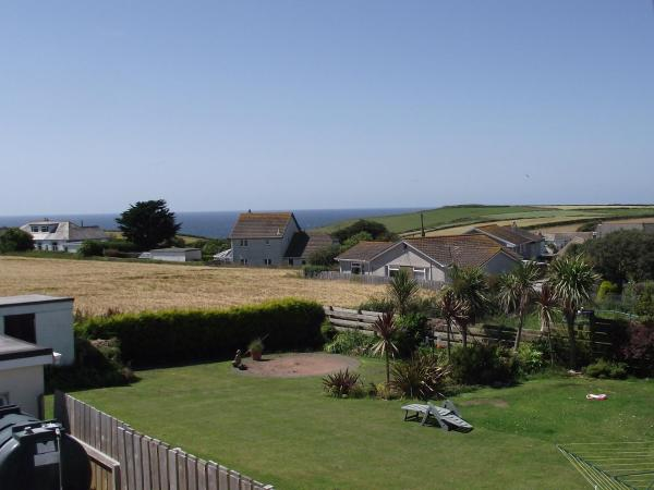 Trevarrian Lodge in Newquay, Cornwall, England