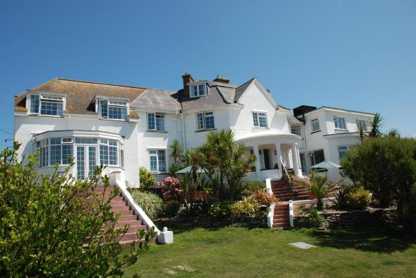 Whipsiderry Hotel in Newquay, Cornwall, England
