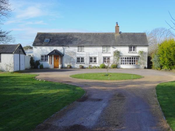 Hunters Croft in Sway, Hampshire, England