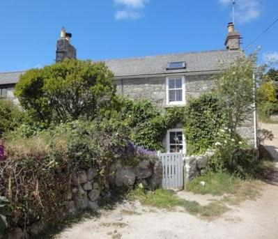 Nancherrow Rose Cottage in St Just, Cornwall, England