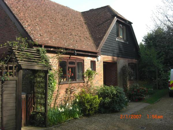 Beacon Lodge Bed and Breakfast in Pulborough, West Sussex, England