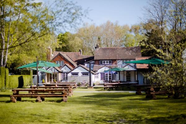 The Old House Inn in Burstow, Surrey, England