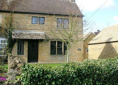 Bow Cottage in Lower Slaughter, Gloucestershire, England