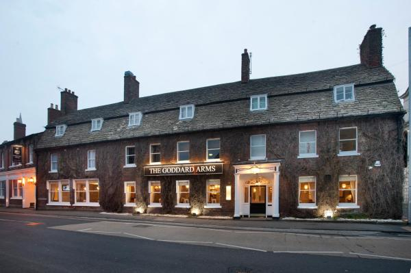 The Goddard Arms in Swindon, Wiltshire, England