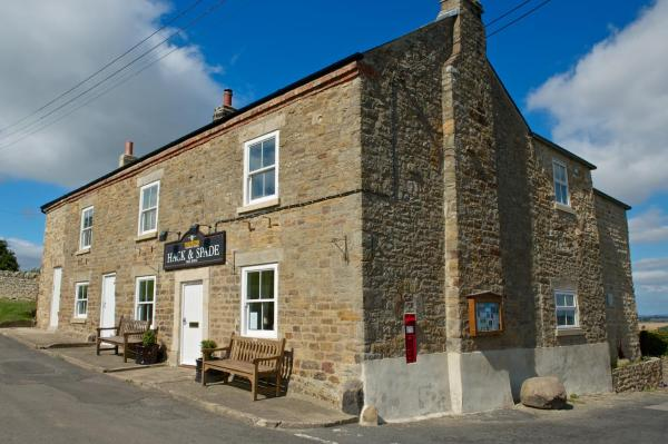 Hack and Spade in Richmond, North Yorkshire, England
