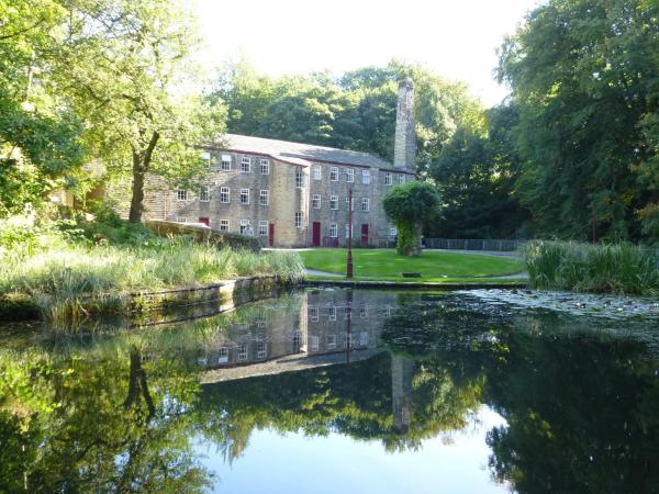 Hewenden Mill Holiday Homes in Haworth, West Yorkshire, England