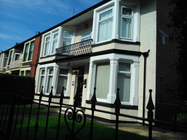 Chadwick Guest House in Middlesbrough, North Yorkshire, England