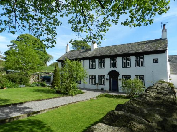Rowrah Hall Bed & Breakfast in Whitehaven, Cumbria, England