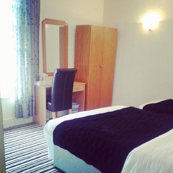 Amber Guesthouse in Derby, Derbyshire, England