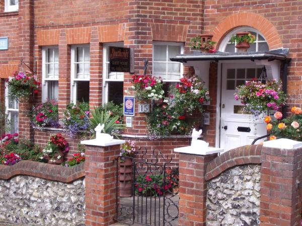 Southcroft Guest House in Eastbourne, East Sussex, England