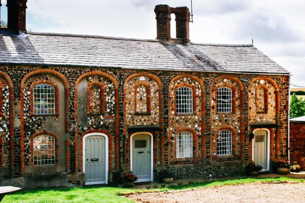 Bay Tree Cottage in Farthingstone, Northamptonshire, England