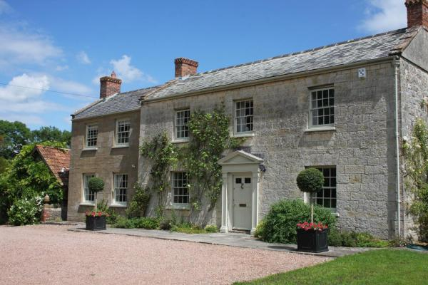 Brook Farm in North Curry, Somerset, England
