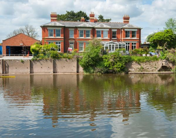 East Friars Bed and Breakfast in Hereford, Herefordshire, England
