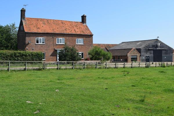 At the Farmhouse, Hunters Hall in East Dereham, Norfolk, England