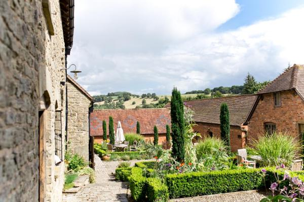 Old Downton Lodge in Downton, Herefordshire, England
