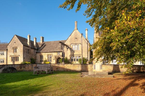The Shaven Crown Hotel in Shipton under Wychwood, Oxfordshire, England