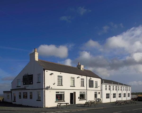 The Brown Horse Hotel in Wolsingham, County Durham, England