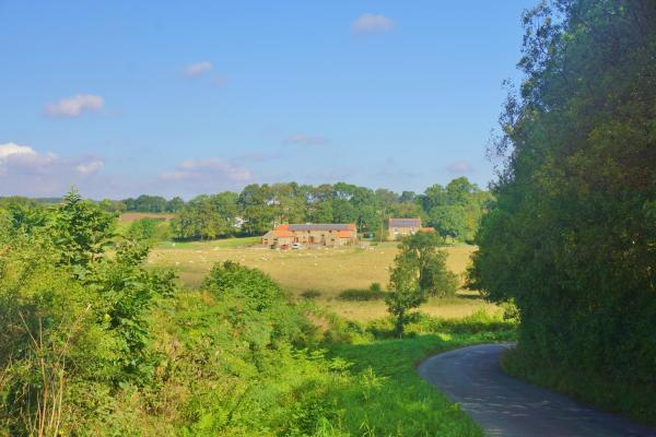 Rawcliffe House Farm in Pickering, North Yorkshire, England