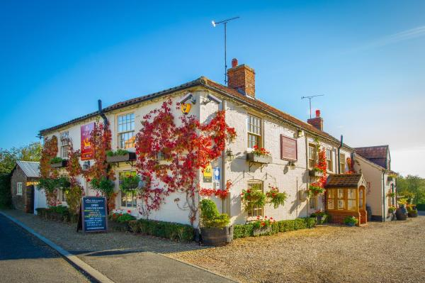 The King William IV Country Inn & Restaurant in Sedgeford, Norfolk, England