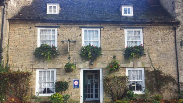 The Witney Guest House in Witney, Oxfordshire, England