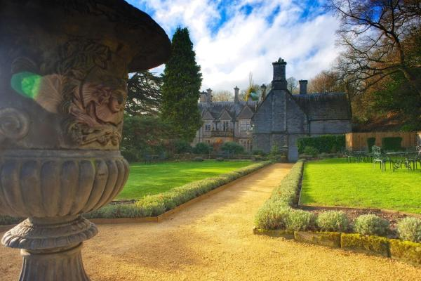 Callow Hall Country House Hotel in Ashbourne, Derbyshire, England