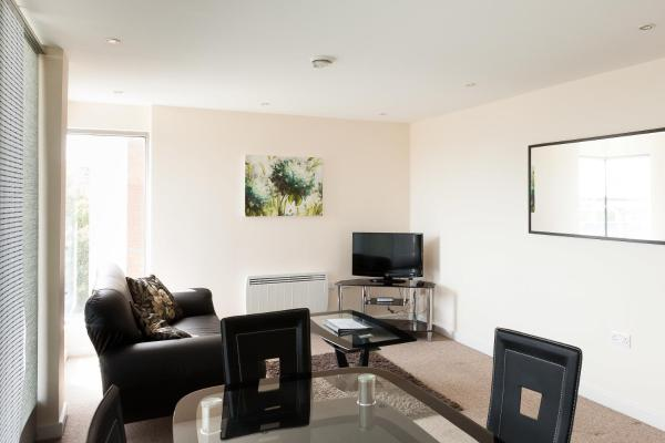 Paramount Apartments in Swindon, Wiltshire, England