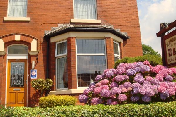 Wendover Guest House in Bolton, Greater Manchester, England