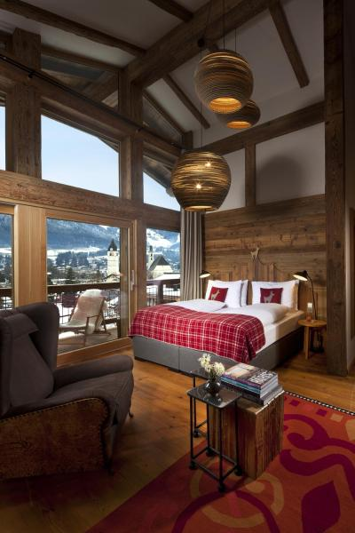 El Kitzhof Mountain Design Resort | Hotel Kitzhof Mountain Design Resort Hotels Kitzbuhel Pensionhotel