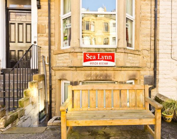 The Sea Lynn Guest House in Morecambe, Lancashire, England