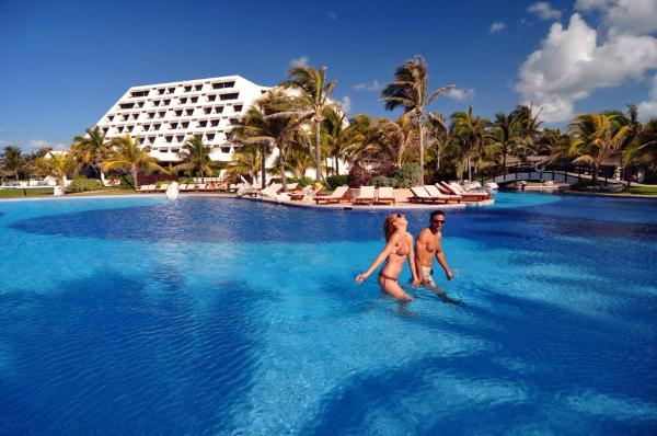 Grand Oasis Cancun >> Grand Oasis Cancun All Inclusive Hotels Cancun Pensionhotel
