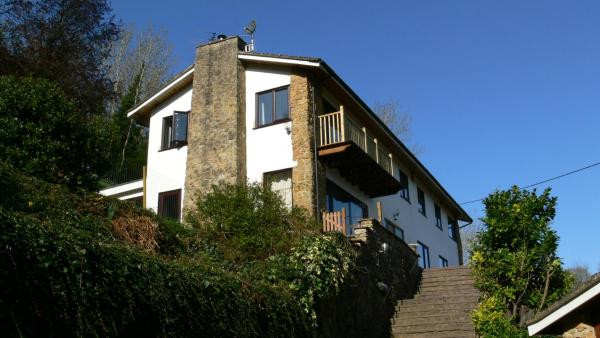 Belvedere House Bed and Breakfast in Lydbrook, Gloucestershire, England