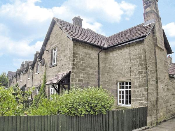 Lees Moor Cottage in Great Rowsley, Derbyshire, England