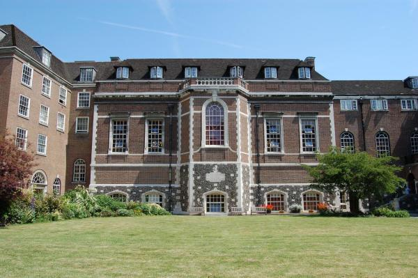 Goodenough College – University Residence in London, Greater London, England