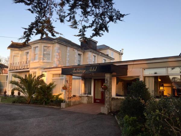 Anchorage Hotel in Torquay, Devon, England