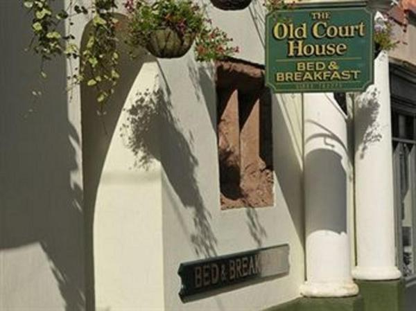 The Old Court House B&B in Ross on Wye, Herefordshire, England