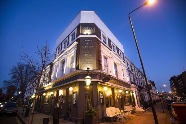 The Crown and Sceptre in London, Greater London, England