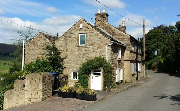 Rokeby Cottage in Hathersage, Derbyshire, England