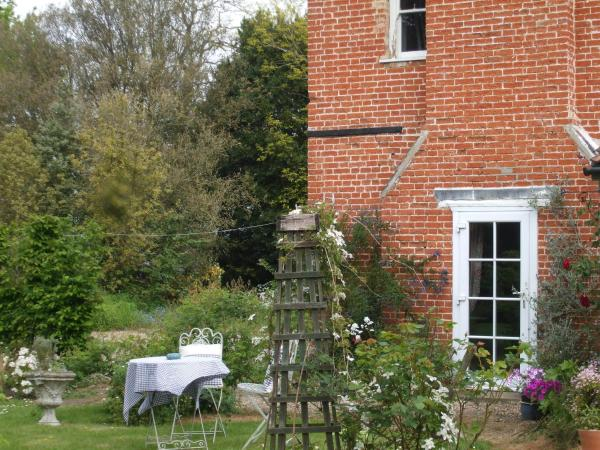 The Old Vicarage Bed And Breakfast in Hindolveston, Norfolk, England