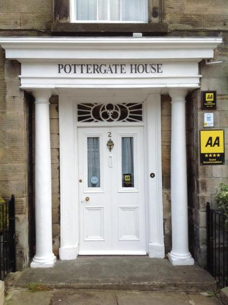 Rosedale Guest House in Richmond, North Yorkshire, England