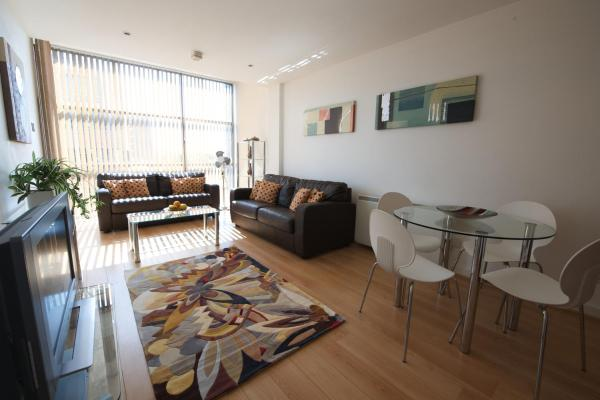 Stay Deansgate Apartments in Manchester, Greater Manchester, England