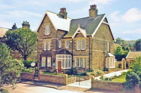 Braemar Guest House in Buxton, Derbyshire, England