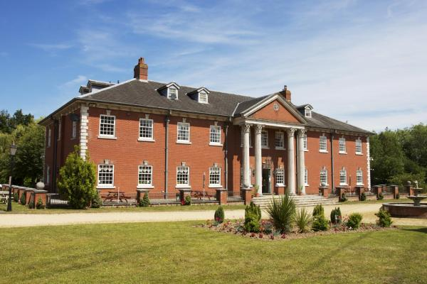 Elme Hall Hotel in Wisbech, Cambridgeshire, England
