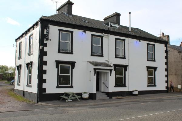 Parkside Hotel in Cleator, Cumbria, England