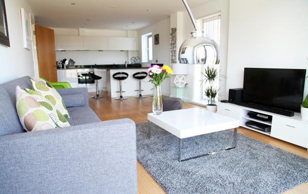 Azure 7 Apartment in Newquay, Cornwall, England