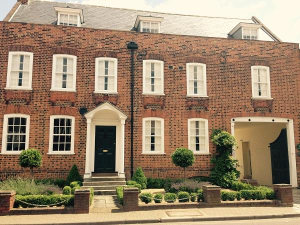 The Bell Inn Hotel in Horndon on the Hill, Essex, England