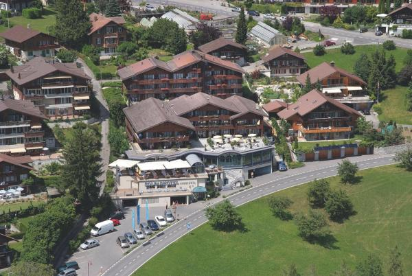 Solbad Hotel Sigriswil