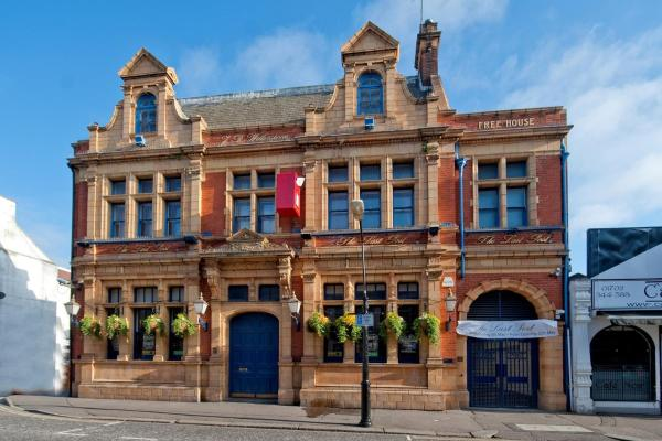 The Last Post Hotel in Southend-on-Sea, Essex, England