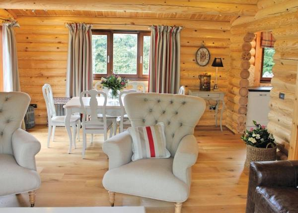 Blackwell Lodges in Stokesley, North Yorkshire, England