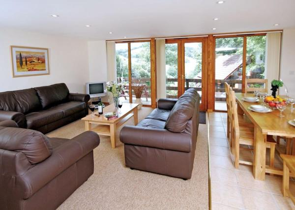 Exmoor Gate Lodges in Chipstable, Somerset, England